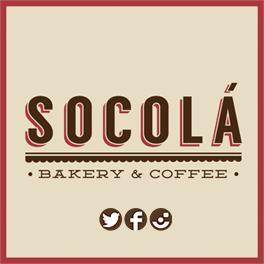 Socolá · Bakery & Coffee · Redes Sociales