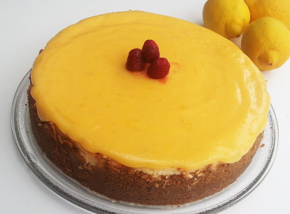 Socol������ · Bakery & Coffee �� Tarta de limón